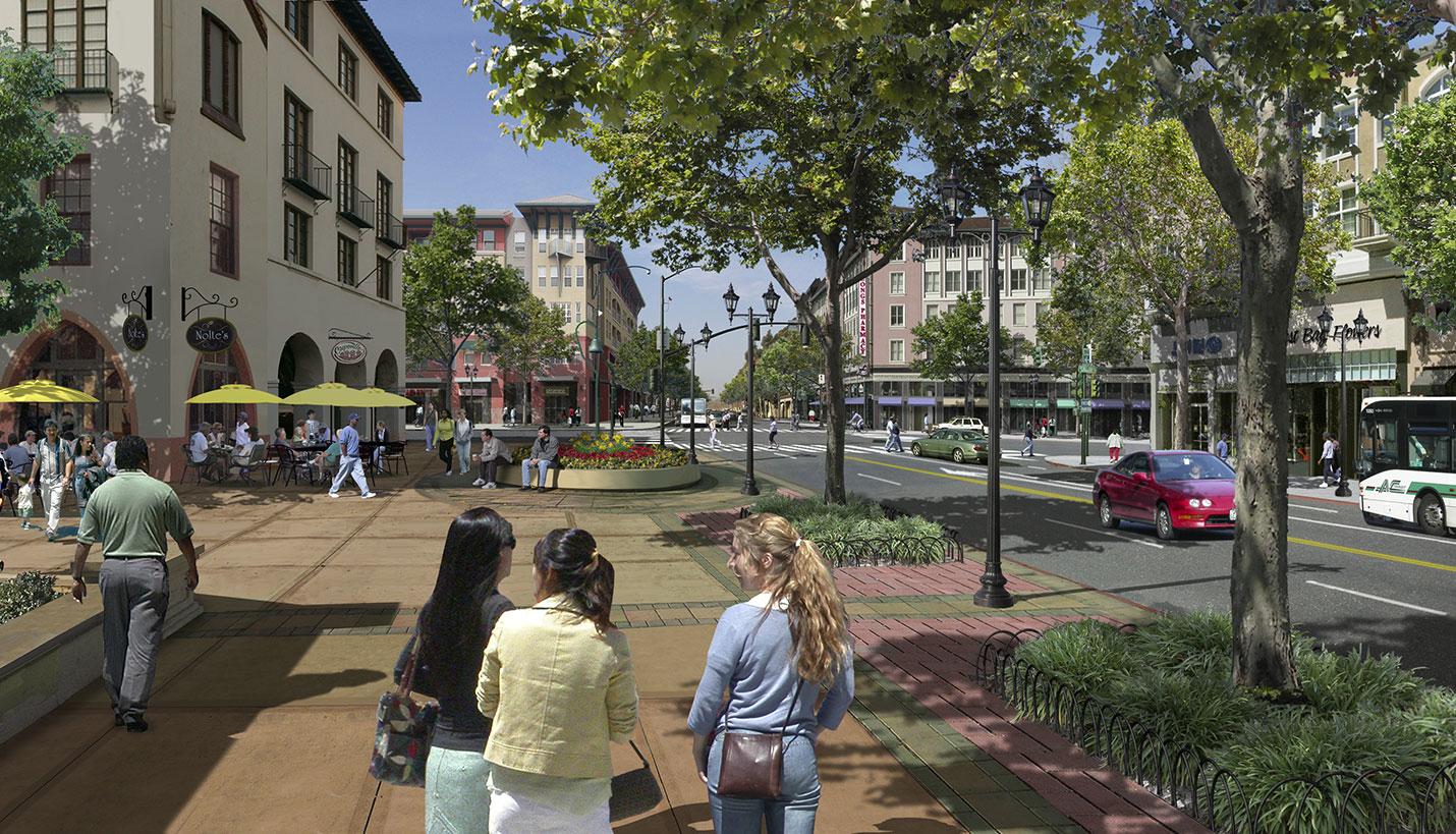 City Of San Leandro >> San Leandro Downtown Paradox Engineering